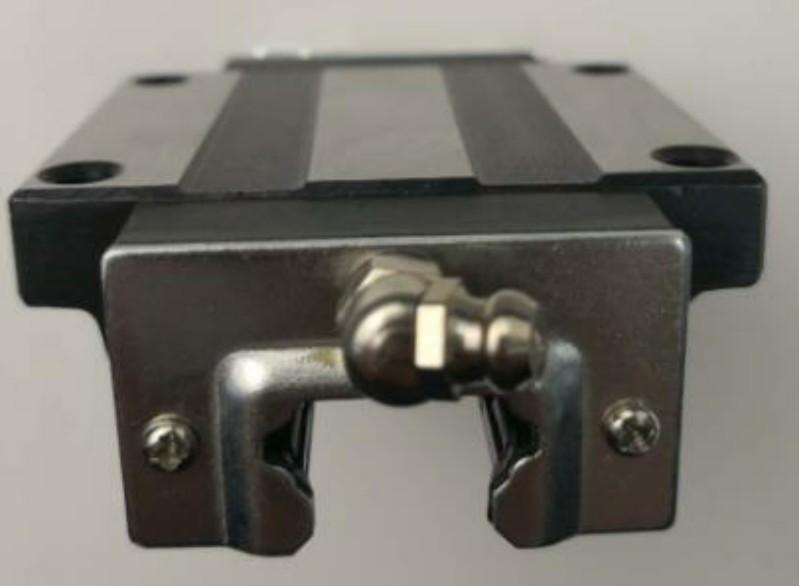 全金属耐高温上银同尺寸直线滑块金属挡板片滚珠滑块