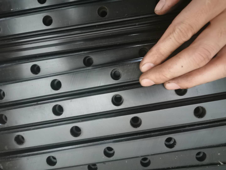 发黑镀镀镍国产防生锈直线导轨滑块线轨滑轨道